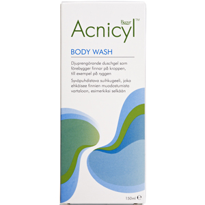 Acnicyl body wash